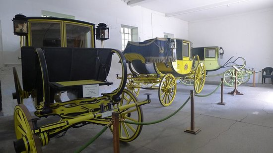Regency carriages.