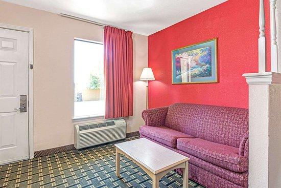 Osceola, أركنساس: Guest Room