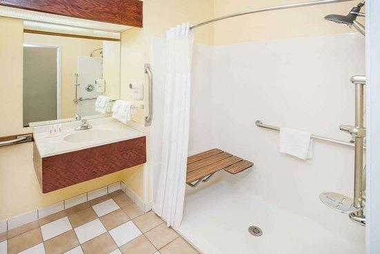 Harvey, IL: Guest room bath
