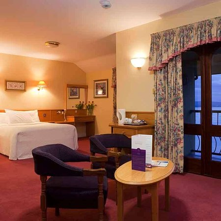 Dungarvan, Irlanda: Gold Coast Golf Resort Room