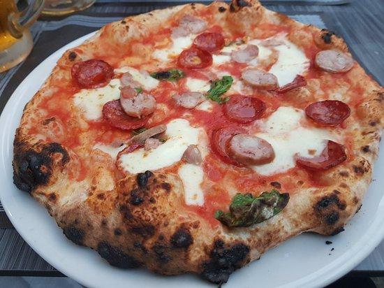 Al Forno Restaurant: Polpo Pizzeria