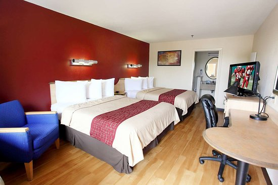 Red Roof Inn & Suites Rancho Cordova - Sacramento