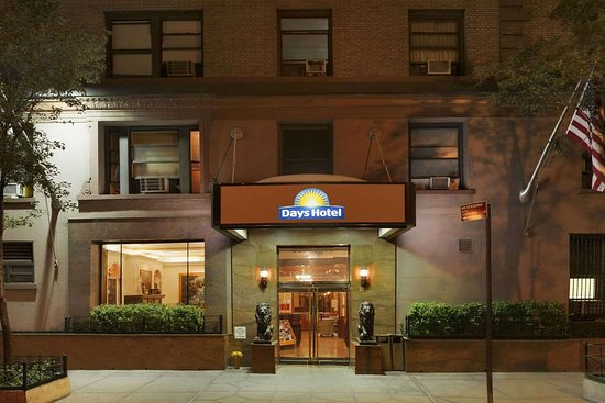 days inn by wyndham hotel new york city broadway 132 2 1 9