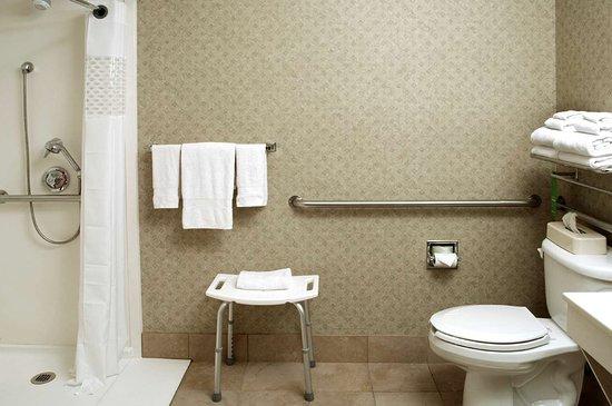 Hampton Inn & Suites Valparaiso : Guest room