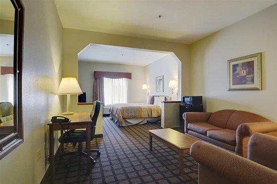 Burbank, IL: Guest Room