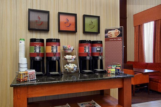 Hampton Inn & Suites Exmore - Eastern Shore: Restaurant