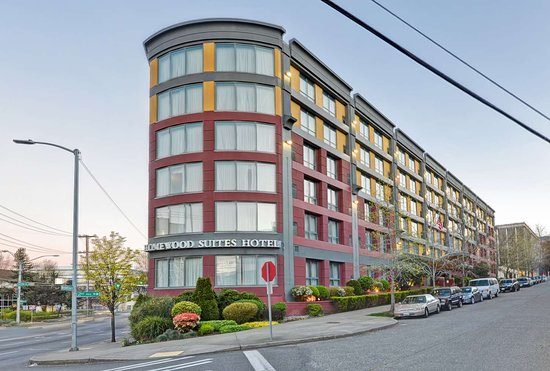 Homewood Suites By Hilton Seattle Downtown Updated 2018 Hotel Reviews Price Comparison Wa Tripadvisor