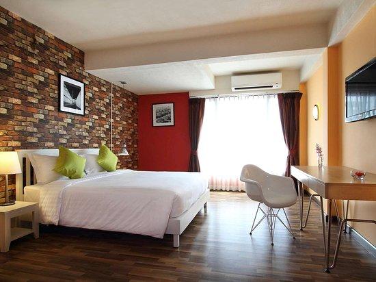 إبيس ستايلز شيانج ماي(أول سيزونز سابقًا): Guest room