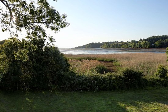 Kingsteignton, UK: passage house hotel grounds and hote