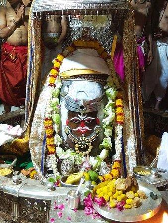 Shree Mahakaleshwar Temple ภาพถ่าย