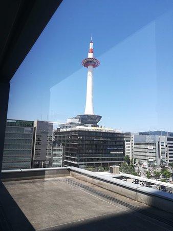 Kyoto Tower: 外観です