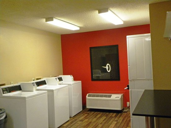 Extended Stay America - Houston - Greenspoint: On-Premise Guest Laundry
