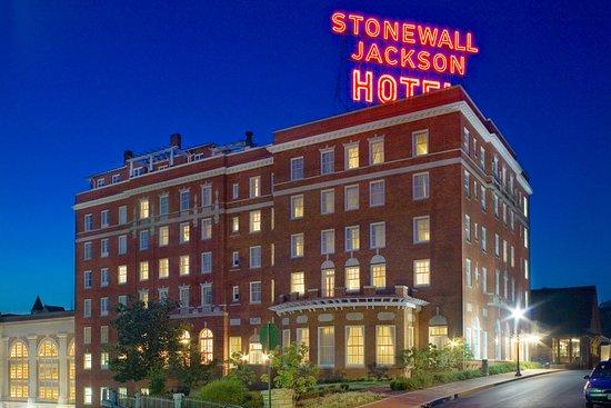 ストーンウォール ジャクソン ホテル