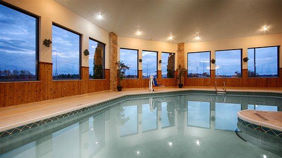 Best Western Plus Howe Inn : Indoor Swimming Pool