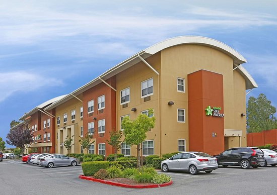 Extended Stay Hotels Santa Clara California