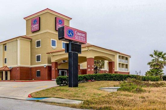 Comfort Suites Galveston Hotel