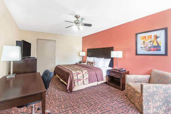 Rayville, LA: Guest room