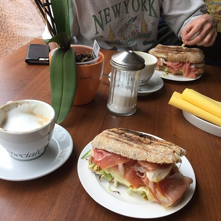 Caffeeshop Leipzig Bar Italiano照片