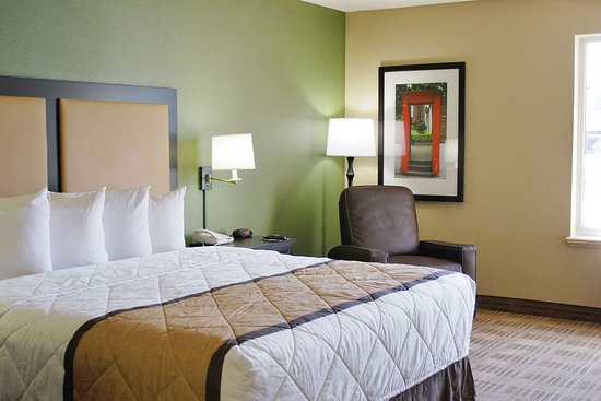 Extended Stay America - Orange County - Cypress: Studio Suite - 1 King Bed