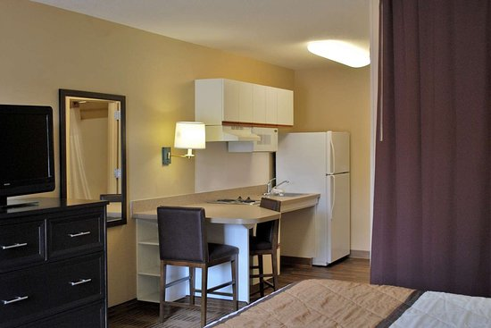 Extended Stay America - Orange County - Cypress: Studio Suite - 1 Queen Bed
