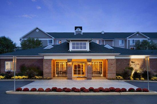 Homewood Suites Somerset: Exterior