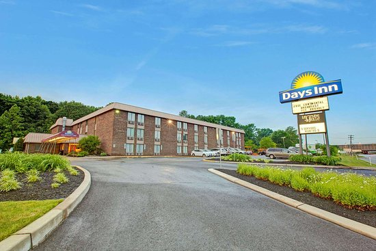 Days Inn by Wyndham East Windsor/Hightstown: Welcome to the Days Inn East Windsor - Hightstown