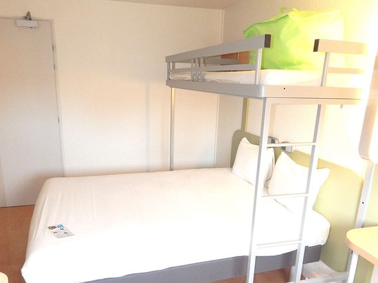 Ibis Budget Limoges : Guest room