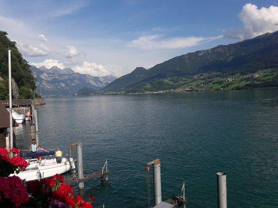 Quinten, Ελβετία: 20180603_180326_large.jpg