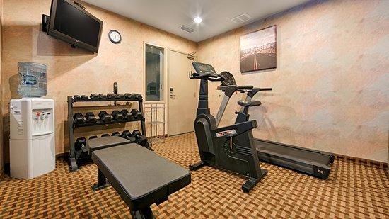 Oakdale, Californien: Fitness Center