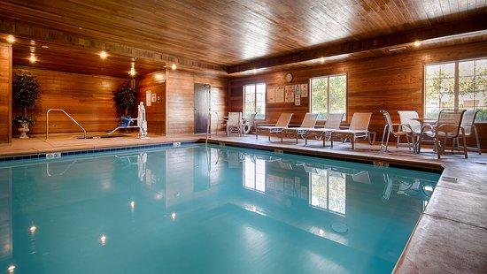 Oakdale, Californien: Indoor Pool