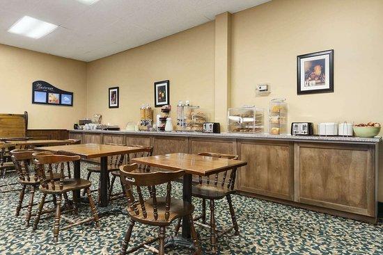 Days Inn Brockville: Restaurant