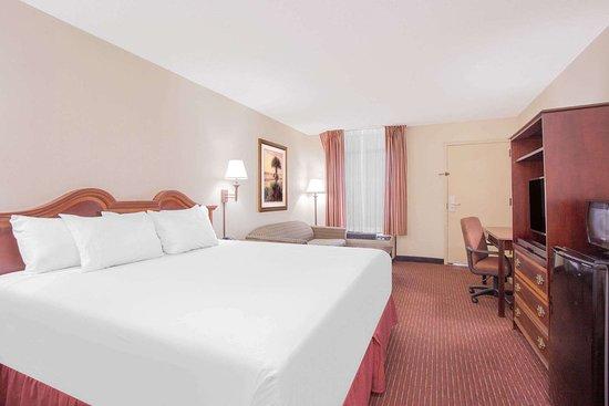 Days Inn by Wyndham Dothan : Guest room