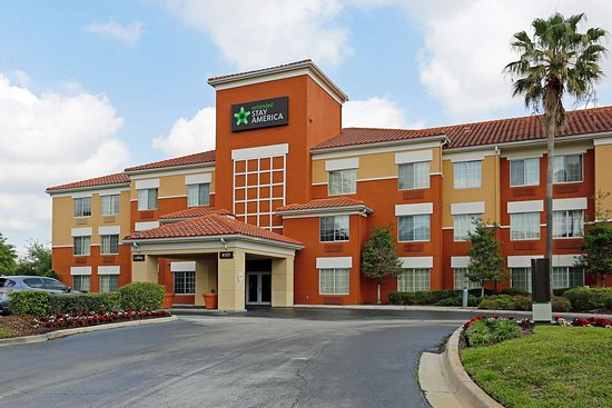 Extended Stay America - Orlando - Southpark - Equity Row: Exterior