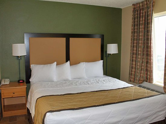 Extended Stay America - Orlando - Southpark - Equity Row: Deluxe Studio - 1 King Bed