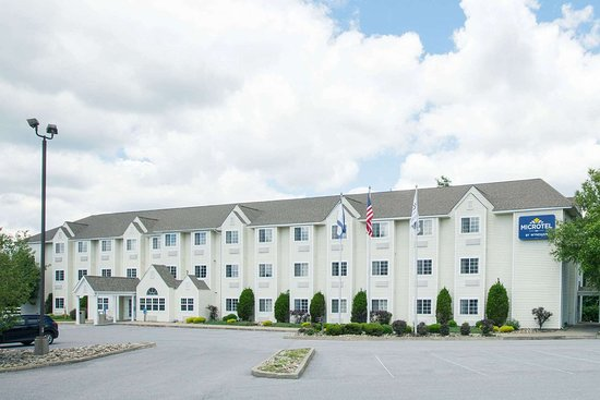 Microtel Inn by Wyndham Beckley: Exterior