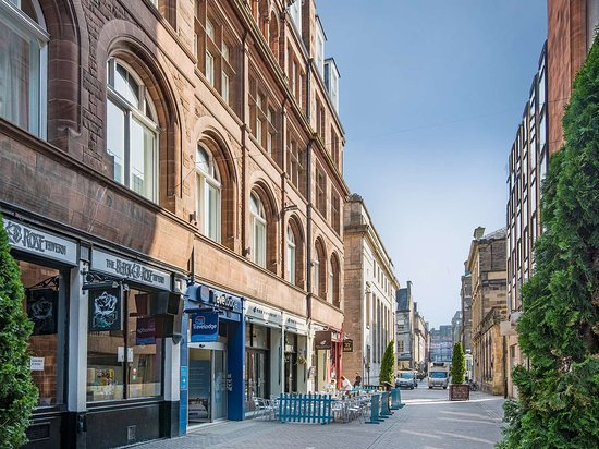 Hotels Near Princes Street Edinburgh With Parking