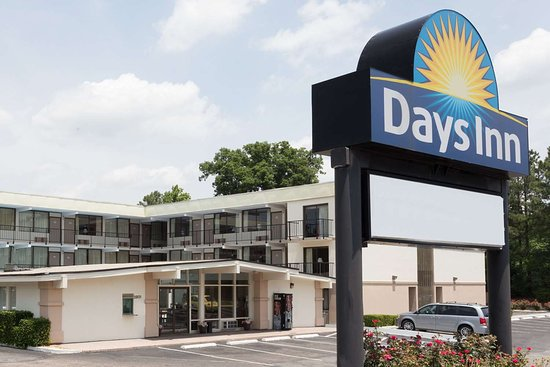 Days Inn by Wyndham Raleigh South: Welcome to the Raleigh Days Inn South