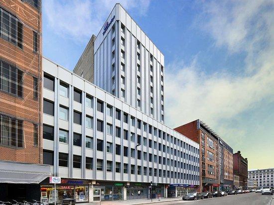 Travelodge Glasgow Queen Street Hotel