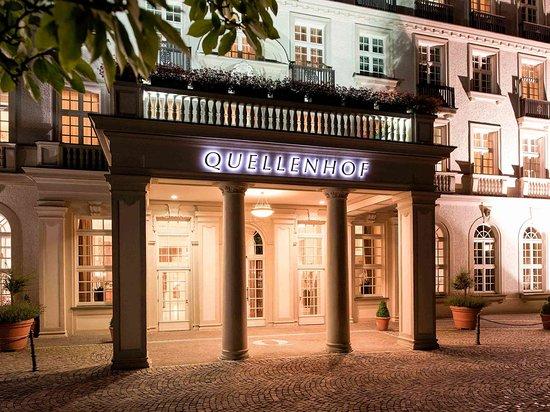 Hotel Pullman Aachen Quellenhof