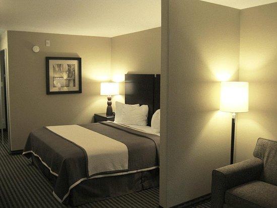 Oakdale, LA: Guest Room