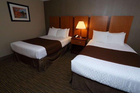 Best Western La Plata Inn: Double Room