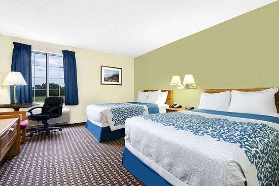 Newton, Κάνσας: Guest room