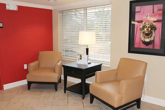 Extended Stay America - Minneapolis - Airport - Eagan - North: Lobby and Guest Check-in