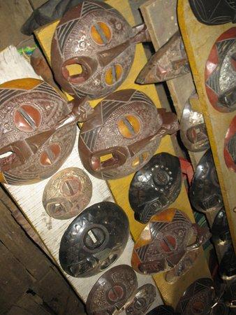 Benin: Gelede Mask
