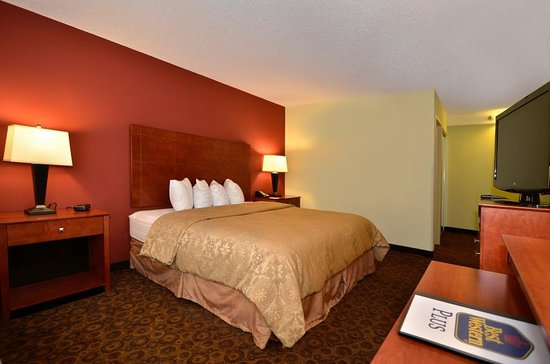 Towson, MD: Guest Room