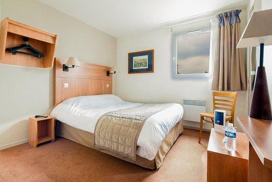 Coquelles, Francja: Guest Room