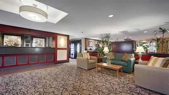 Rockland, MA: Hotel Lobby