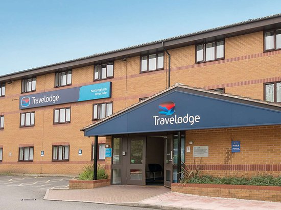 Travelodge Nottingham Riverside Hotel