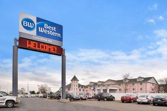Allen Park, MI: Best Western Greenfield Inn