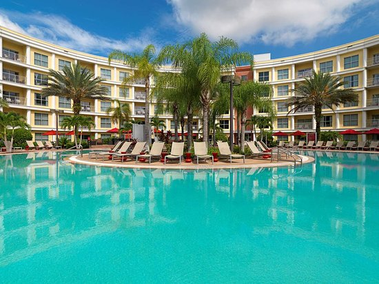 Melia Orlando Hotel At Celebration Ab 116 1 5 2 Bewertungen